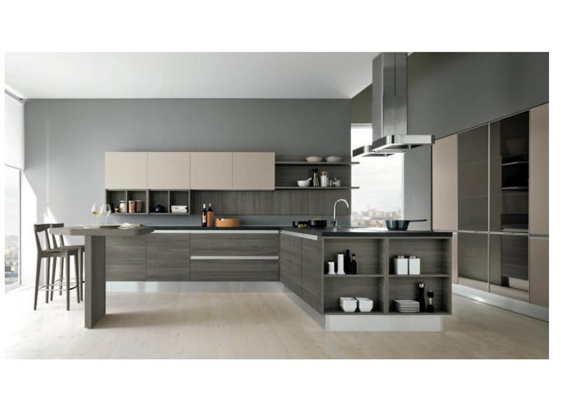 Forum colori cucina - Cucina laminato effetto legno ...