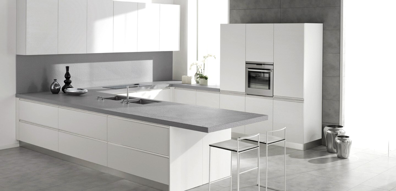 Beautiful Cucine Laccate Bianche Photos - Skilifts.us - skilifts.us